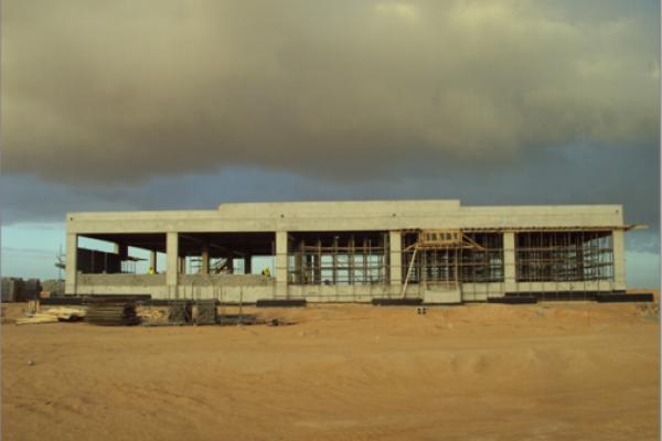AL KHALIJ POWER PLANT 4x350 MW, Libya