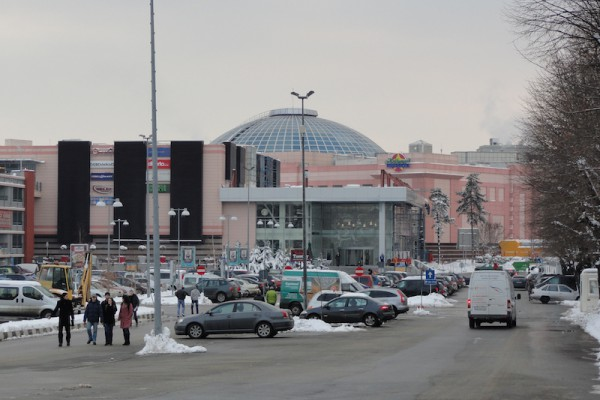 EXTENSION OF THE VITAN MALL PROJECT, Bucharest, Romania
