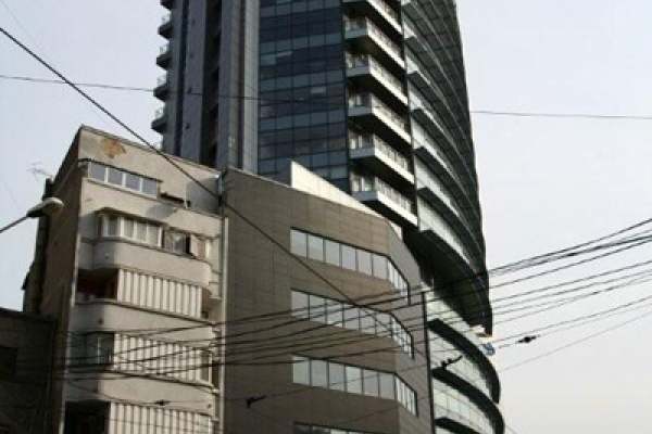 Millenium Business Centre, Bucharest, Romania