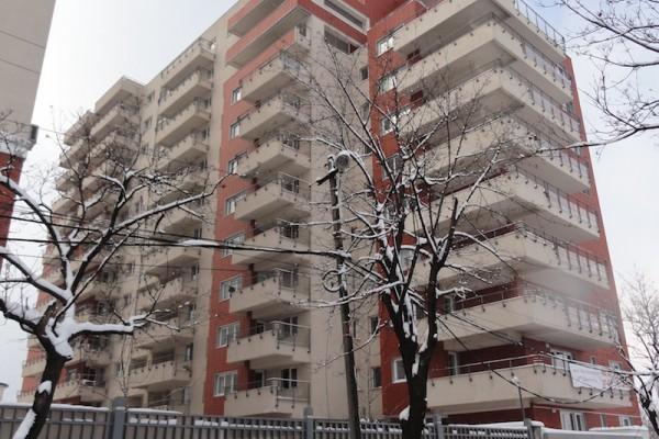 Naiadas Residence, Bucharest, Romania