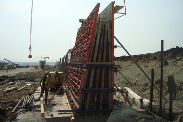 Transilvanian Motorway Project (Structural Works), Cluj, Romania