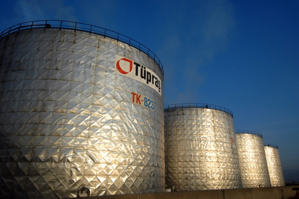Tupras Izmit Refinery RUP project